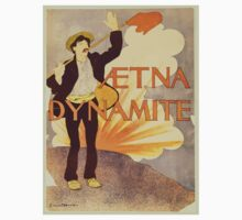 Artist Posters Aetna dynamite 0326 One Piece - Short Sleeve