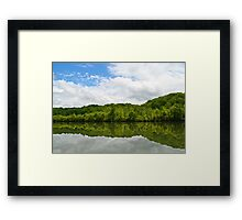 Reflection of Life Framed Print