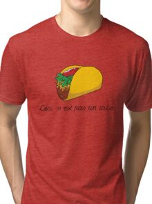 This is not a Taco Tri-blend T-Shirt
