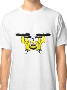 Happy Drone Classic T-Shirt