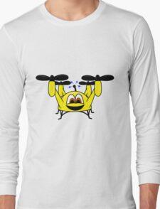 Happy Drone Long Sleeve T-Shirt