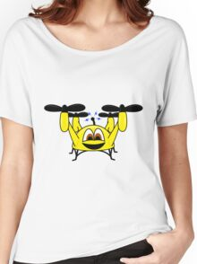 Happy Drone Women's Relaxed Fit T-Shirt