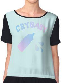 Cry Baby! Chiffon Top