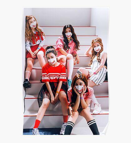 Red Velvet! Dumb Dumb era. Poster
