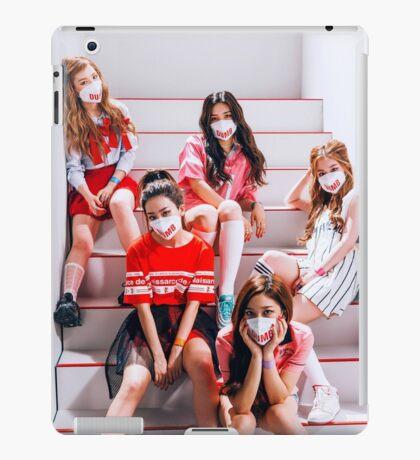Red Velvet! Dumb Dumb era. iPad Case/Skin