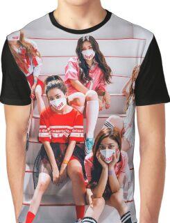Red Velvet! Dumb Dumb era. Graphic T-Shirt