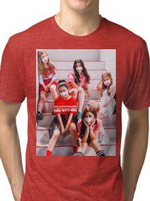 Red Velvet! Dumb Dumb era. Tri-blend T-Shirt