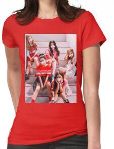 Red Velvet! Dumb Dumb era. Womens Fitted T-Shirt