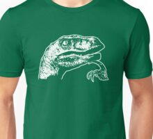 Philosoraptor Unisex T-Shirt