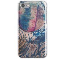 Blue Moods iPhone Case/Skin