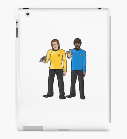 PULP science FICTION iPad Case/Skin