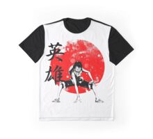 One Piece - Hero Graphic T-Shirt