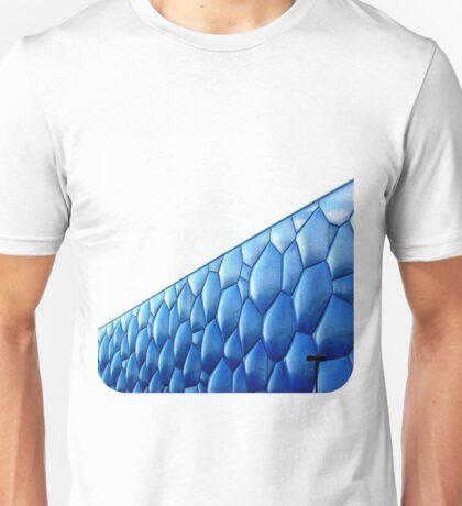 Blue Bubbles  Unisex T-Shirt
