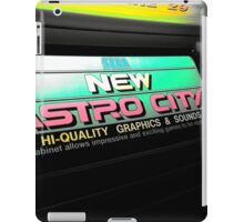 Neon Arcade Sign iPad Case/Skin