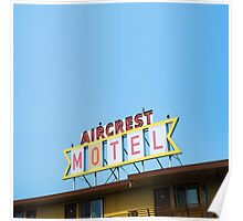 the Aircrest Motel Poster