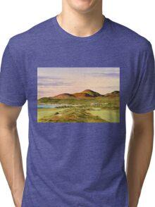 Royal County Down Golf Course Tri-blend T-Shirt