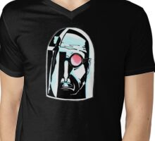 The Tragic Tale of Mr. Freeze Mens V-Neck T-Shirt