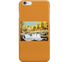 Babcock State Park West Virginia iPhone Case/Skin