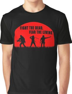 The walking dead - Rick - Daryl - Michonne Graphic T-Shirt