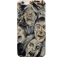 Evil Dead Caffeine Shock iPhone Case/Skin