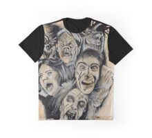Evil Dead Caffeine Shock Graphic T-Shirt