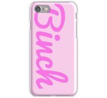 BINCH! iPhone Case/Skin