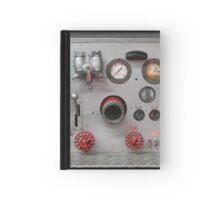 Firemans knobs Hardcover Journal