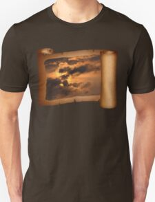Ancient Dragon in the Sky ~ Clouds Unisex T-Shirt
