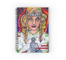 Aethelflaed - the Lady of Mercia Spiral Notebook