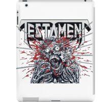 Testament T-Shirt iPad Case/Skin