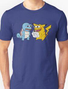 Pepe The Pokemon T-Shirt
