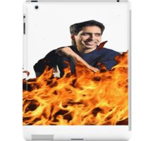 Sal Khan  iPad Case/Skin