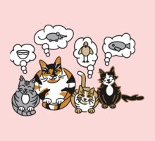 What Cats Think About Kids Tee