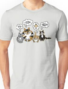 What Cats Think About Unisex T-Shirt