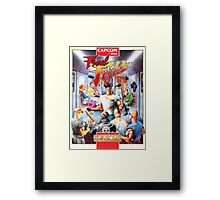 Final Fight T-Shirt Framed Print