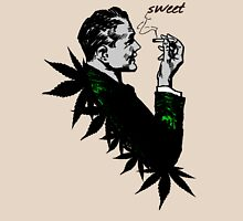 Politics and Weed - Sweet - Politician Smoking Weed Pot Marijuana Hemp T Shirts Stickers and Art T-Shirt