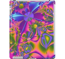 Psychedelic Gardening iPad Case/Skin