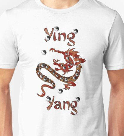 Ying Yang Unisex T-Shirt