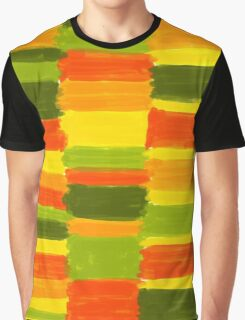 Fresh Colours Graphic T-Shirt