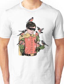 Crazy Bird Lady Unisex T-Shirt