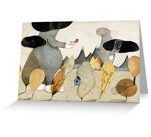 Looking For A Friend Greeting Card