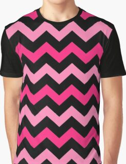 Fashion Zigzag pattern Vector background Graphic T-Shirt