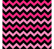 Fashion Zigzag pattern Vector background Photographic Print