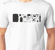 Essential Filmmaking Tools Unisex T-Shirt