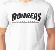 Fixed Gear Bombers Unisex T-Shirt