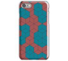 Cube Pattern iPhone Case/Skin