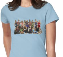 THE NEXT STEP Womens Fitted T-Shirt