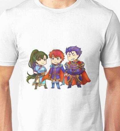 FE7 - lords Unisex T-Shirt