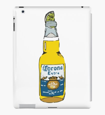 Beer with Lime iPad Case/Skin