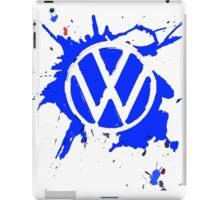 Volkswagen Logo VW iPad Case/Skin